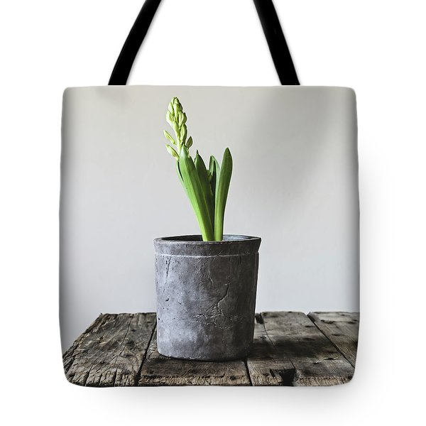 Tote Bag featuring the photograph New Beginings by Kim Hojnacki