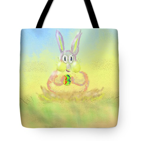 Tote Bag featuring the digital art New Beginnings by Lois Bryan