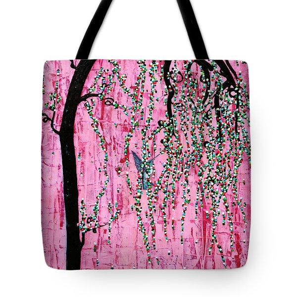 New Beginnings Tote Bag by Natalie Briney