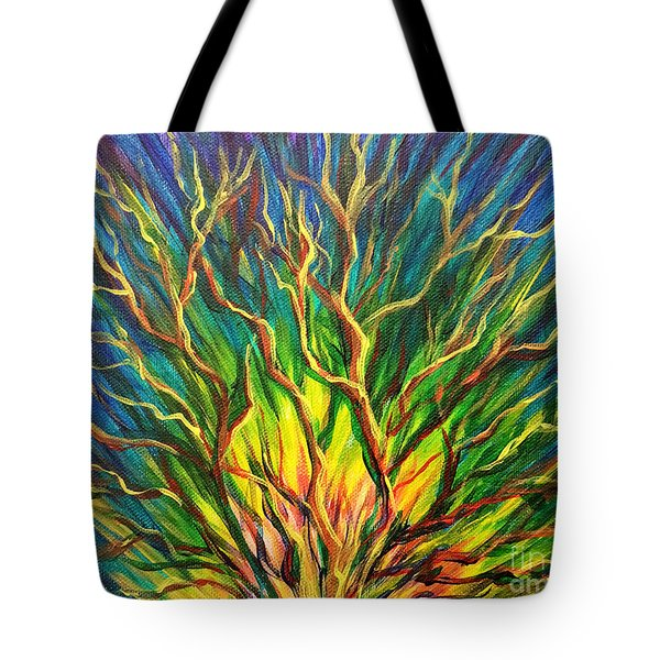 New Beginnings  Tote Bag