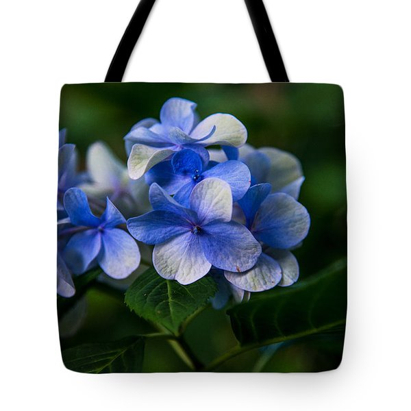 New Blues  Tote Bag by John Harding