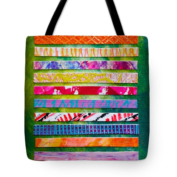 New Books In Moss Library Norway Tote Bag