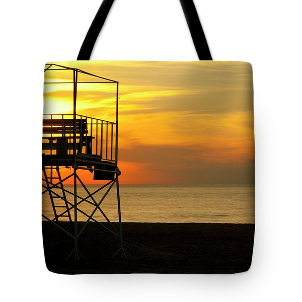 New Buffalo Lifeguard Tote Bag