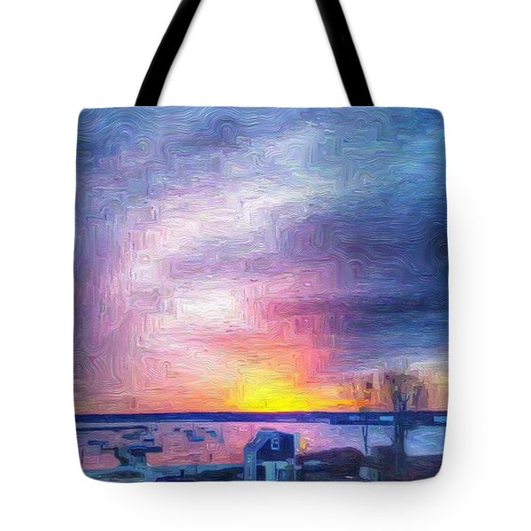 New Dawn Vineyard Haven Tote Bag