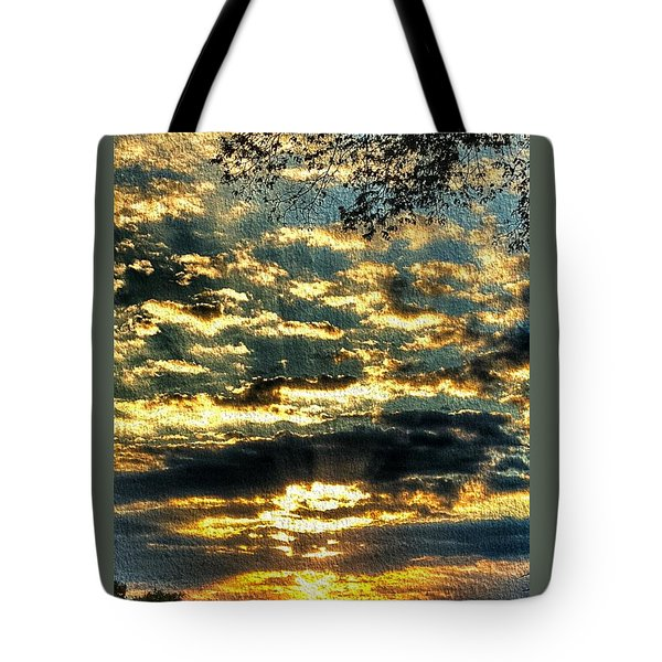 New Day Arrives Owen Park Tote Bag