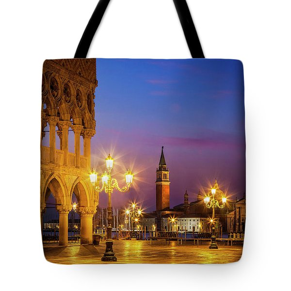 New Day At St. Marks Tote Bag