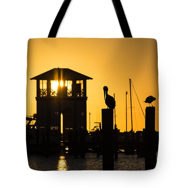 New Day Tote Bag by Brian Wright