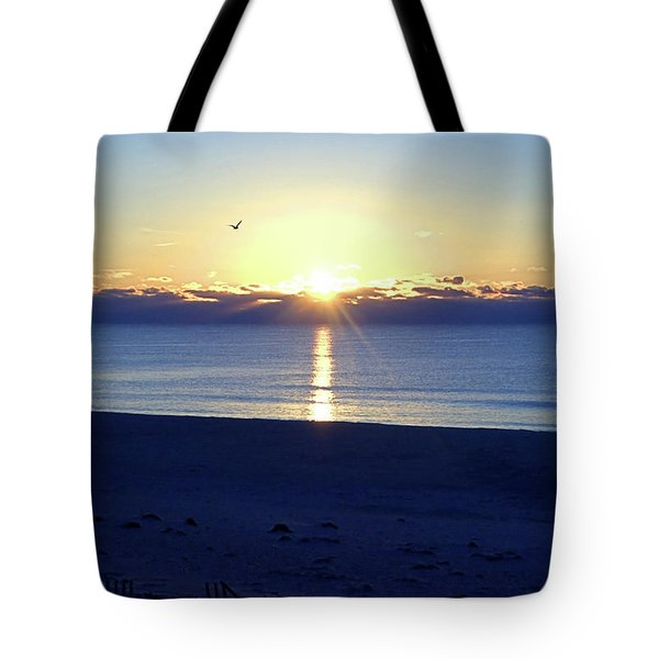 New Day I I Tote Bag