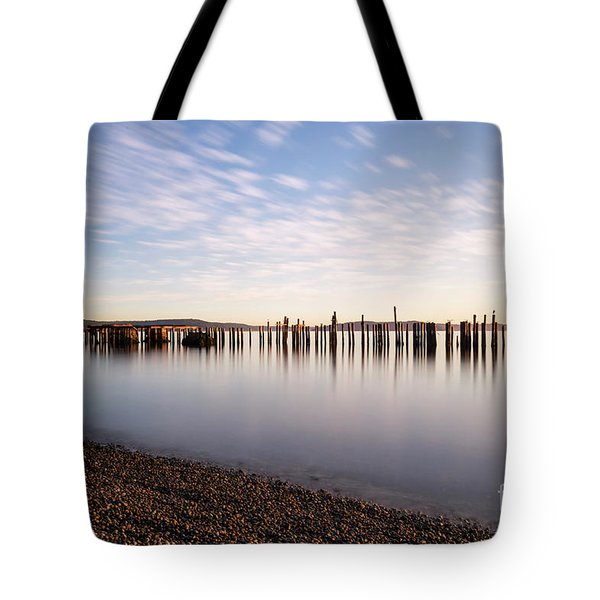 New Day In The Bay Tote Bag