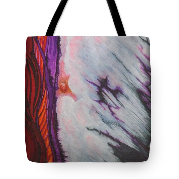 New Earth Tote Bag