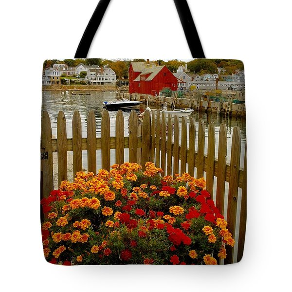 New England Delight Tote Bag