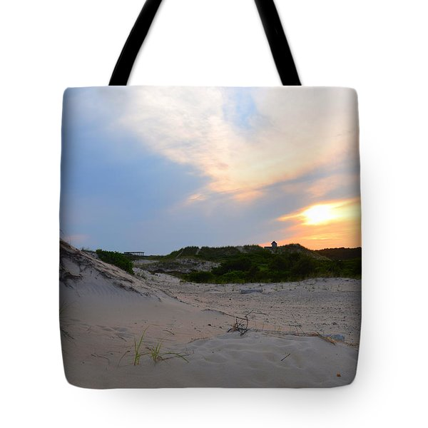 New England Paradise  Tote Bag