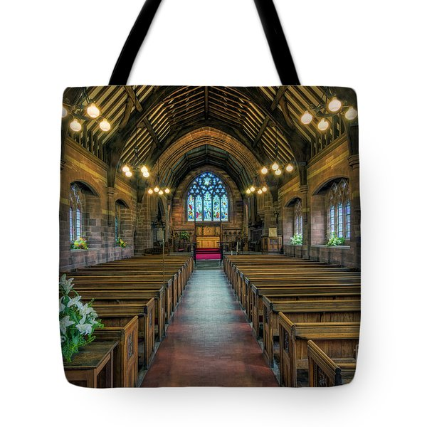 New Every Morning Is The Love Tote Bag