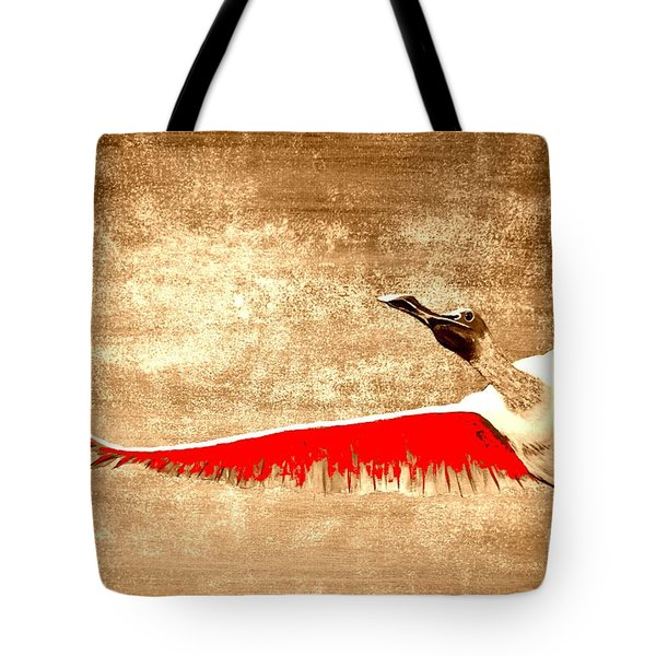 New Found Freedom Tote Bag by Tim Townsend