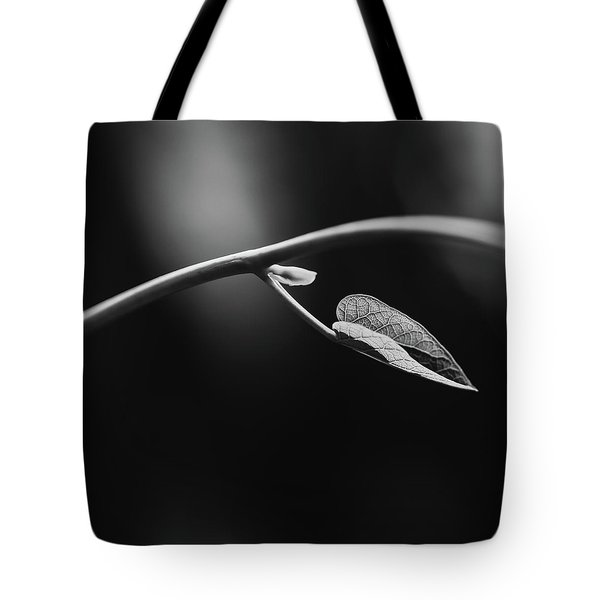 Tote Bag featuring the photograph New Growth by Laura Roberts