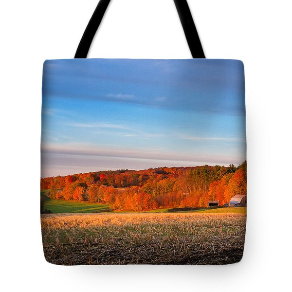 New Hampshire Country Tote Bag