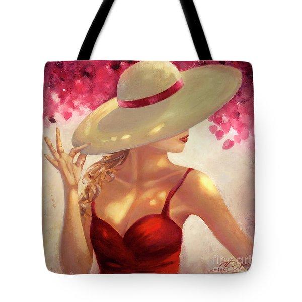 New Hat Tote Bag