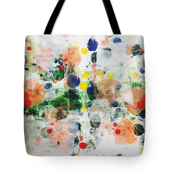 New Haven No 4 Tote Bag