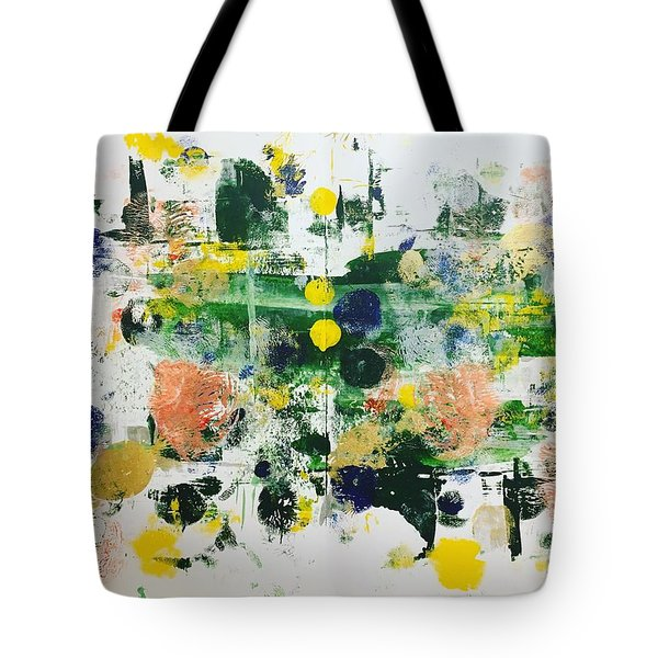 New Haven No 5 Tote Bag