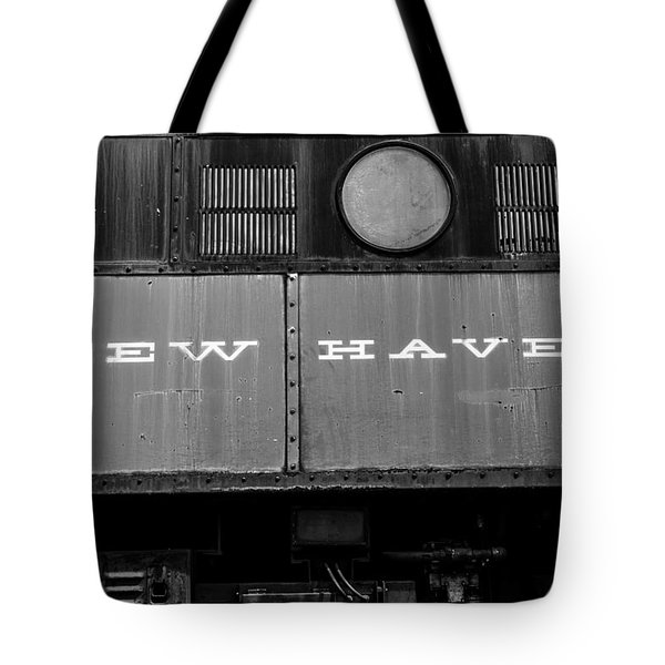 New Haven Rr Tote Bag