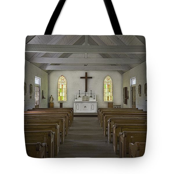 New Hope Chapel Tote Bag