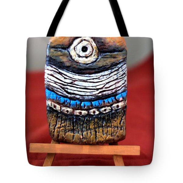 New Horizon Tote Bag by Edgar Torres