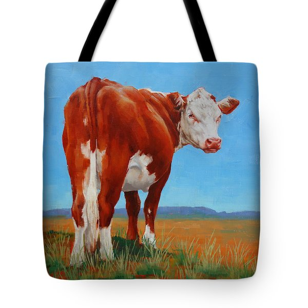 New Horizons Undecided Tote Bag by Margaret Stockdale