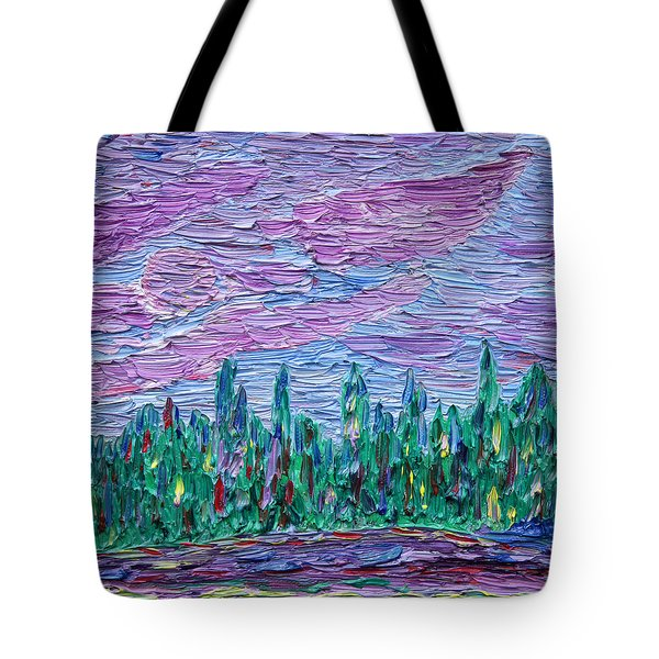New Jersey Colors Tote Bag