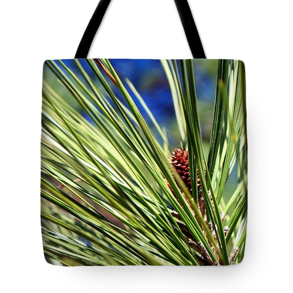 Tote Bag featuring the photograph New Life by Betty Northcutt