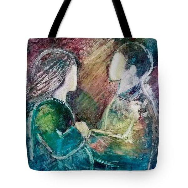 New Life Tote Bag