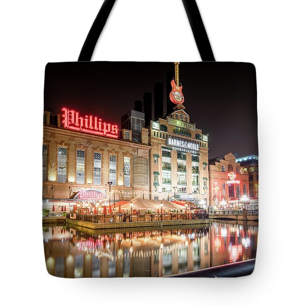 New Life Of Old Power Plant Tote Bag