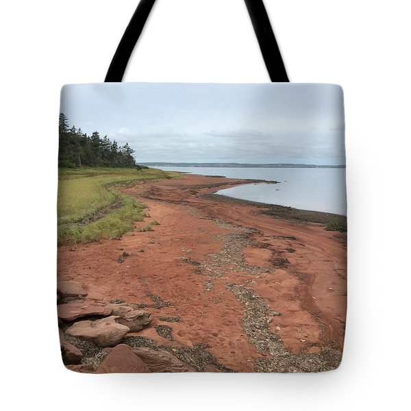 New London Bay Tote Bag