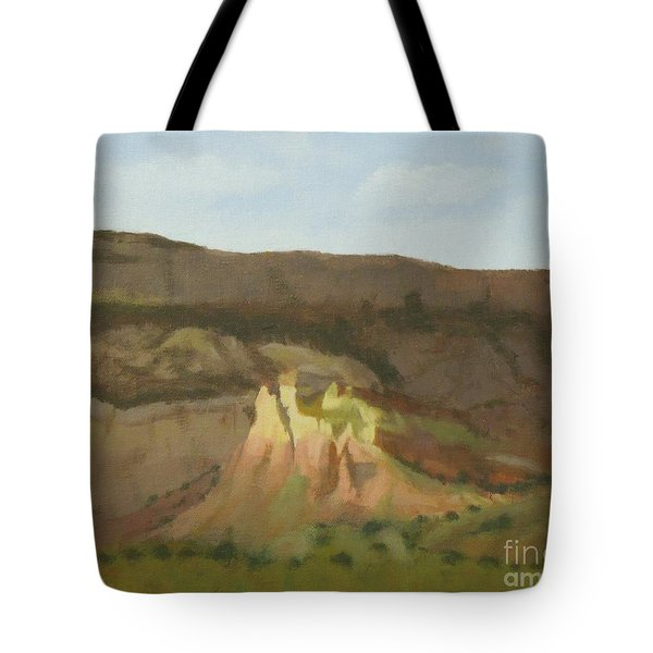 New Mexican Statues Tote Bag