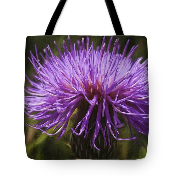 New Mexican Thistle Tote Bag