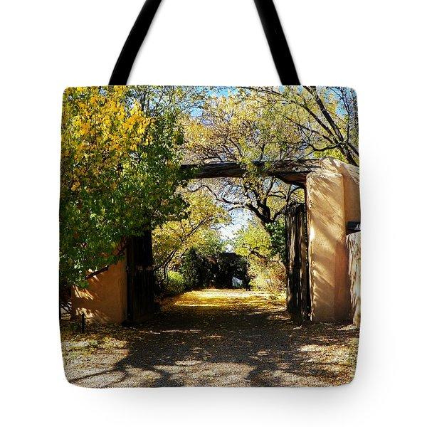 New Mexico Adobe Tote Bag