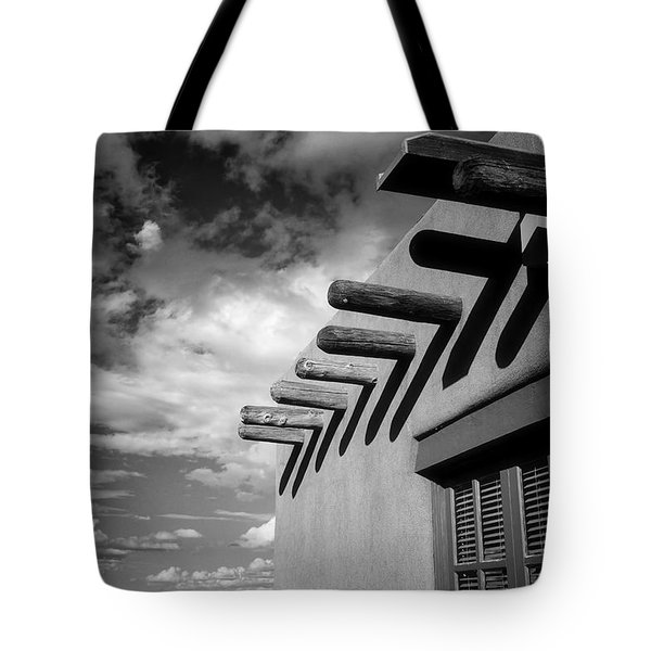 Tote Bag featuring the photograph New Mexico Afternoon by Ross Henton