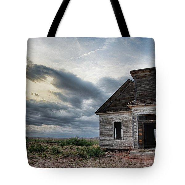 New Mexico Church # 2 Tote Bag