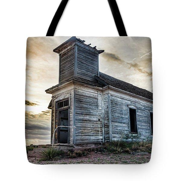 New Mexico Church #3 Tote Bag