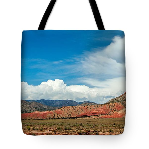 Tote Bag featuring the photograph New Mexico by Gina Savage