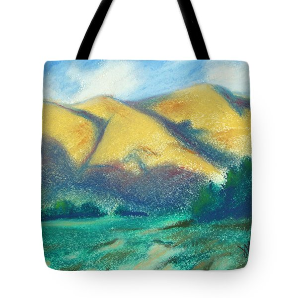New Mexico Hills Tote Bag
