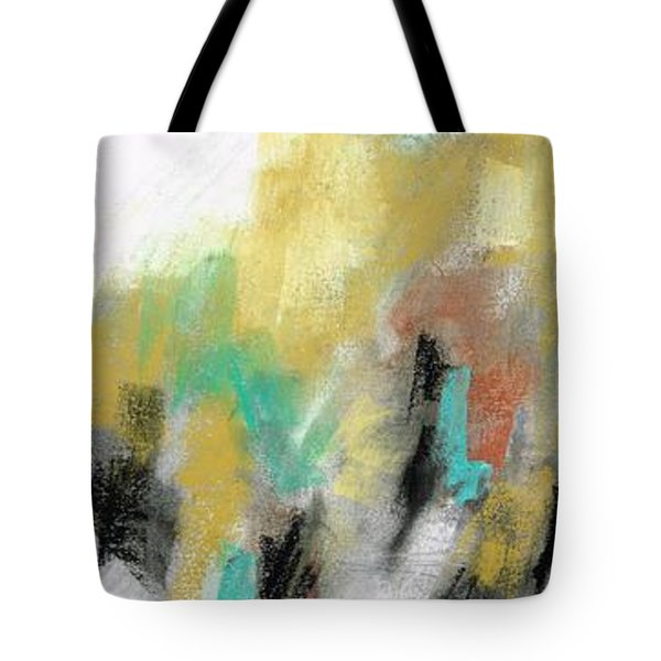 New Mexico Horse 4 Tote Bag by Frances Marino
