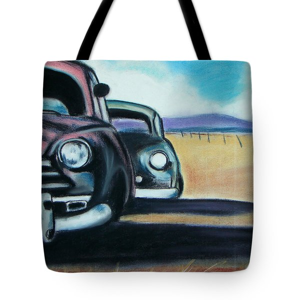New Mexico Junkyard Tote Bag
