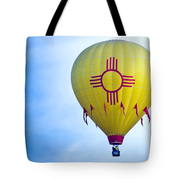 New Mexico Shines Tote Bag