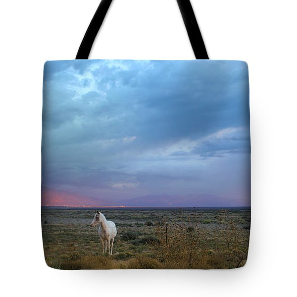 New Mexico Storms Tote Bag