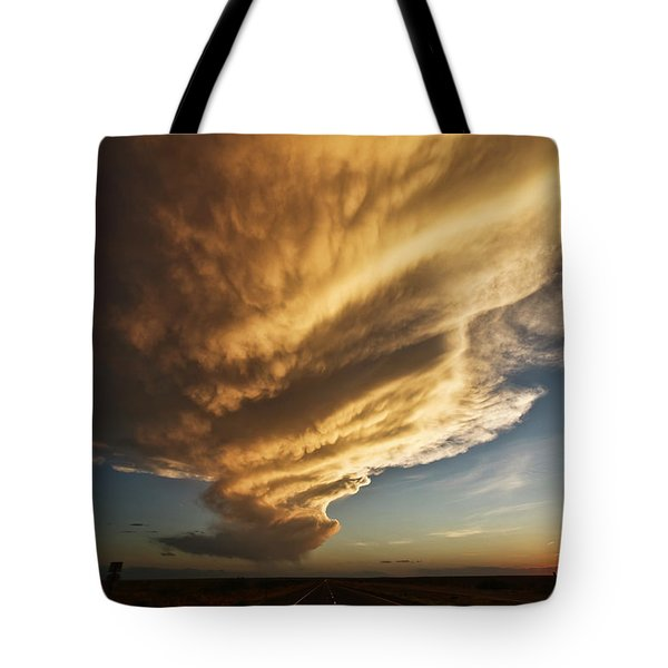 New Mexico Structure Tote Bag