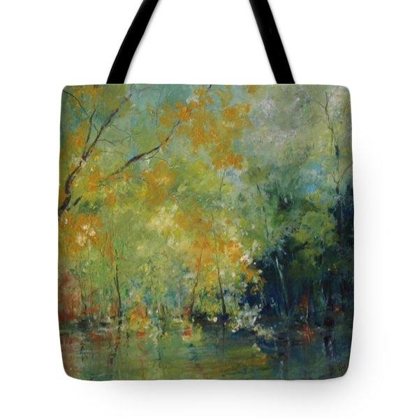 New Morning #4 Tote Bag