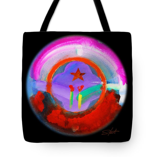 New Morning Tote Bag by Charles Stuart