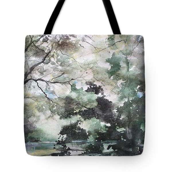 New Morning Tote Bag
