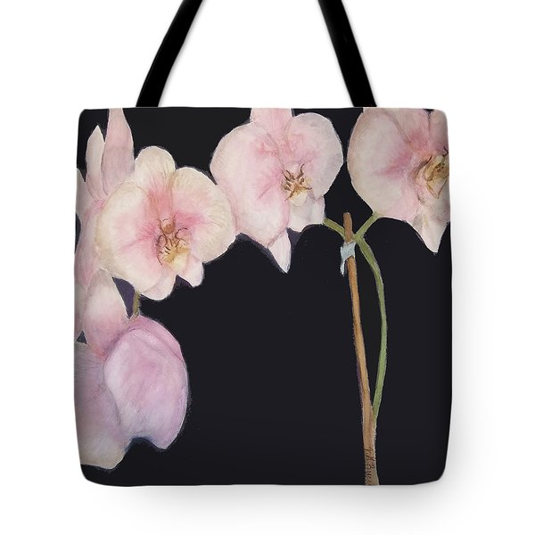 New Orchids Tote Bag by Vickie G Buccini