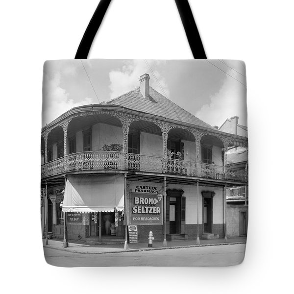 New Orleans Pharmacy Tote Bag by The Granger Collection